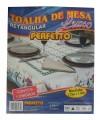 TOALHA MESA RETANGULAR LUXO 9654