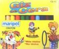 GIZ DE CERA FINO 12 CORES 592
